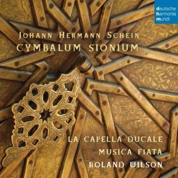 Cover Johann Hermann Schein: Cymbalum Sionium