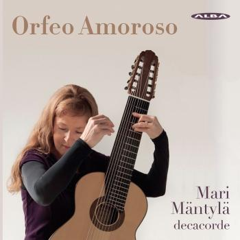 Cover Orfeo amoroso
