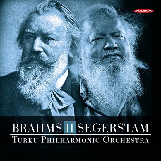 Cover Brahms II Segerstam