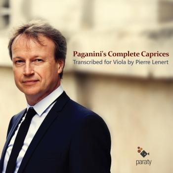 Cover Paganini's Complete Caprices