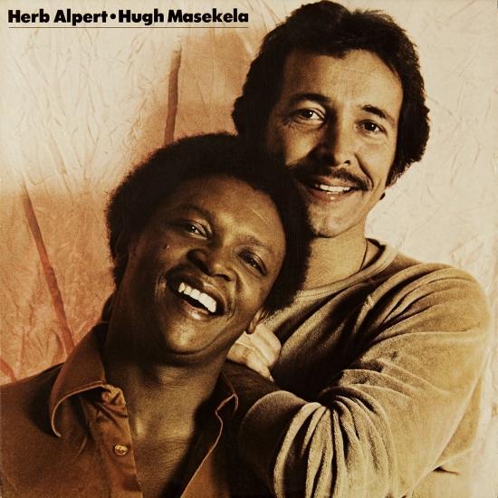 Cover Herb Alpert / Hugh Masekela (Remastered)