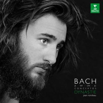 Cover Dynastie - Bach Family Concertos