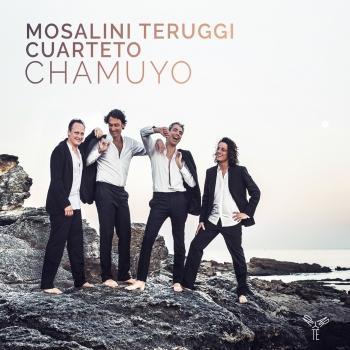 Cover Chamuyo
