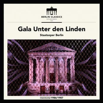 Cover Gala Unter Den Linden
