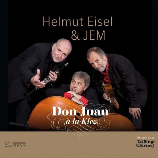 Cover Don Juan à la Klez