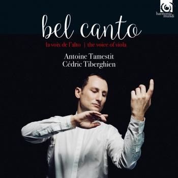 Cover Bel Canto: The Voice of the Viola