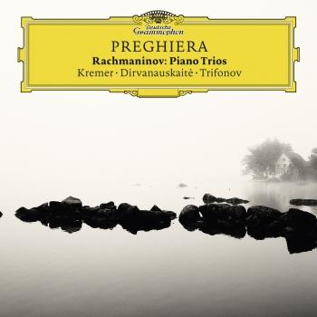 Cover Preghiera - Rachmaninov Piano Trios