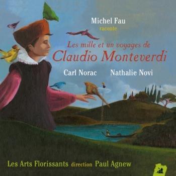 Cover Les 1001 voyages de Claudio Monteverdi