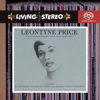 Cover Verdi & Puccini: Arias - Leontyne Price