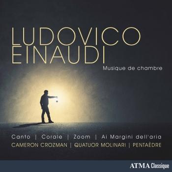 Cover Ludovico Einaudi: Musique de chambre