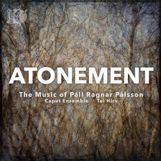 Cover Páll Ragnar Pálsson: Atonement
