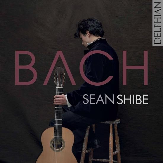 Cover J.S. Bach: Lute Works (Arr. for Guitar)