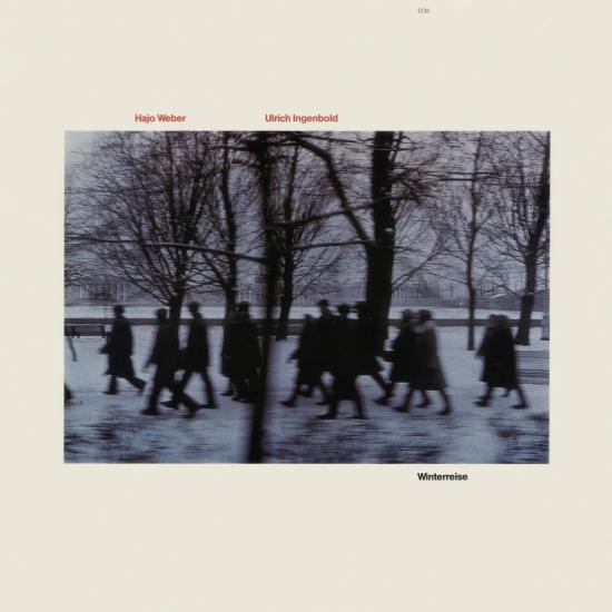 Cover Winterreise (Remastered)
