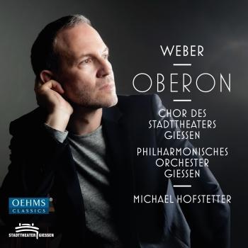 Cover Weber: Oberon, J. 306 (Live)