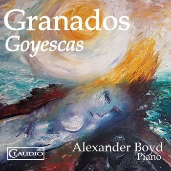 Cover Granados: Goyescas, H. 64