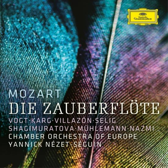 Cover Mozart: Die Zauberflöte