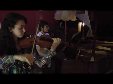 Video Duo Ardorè - David Collins: Violin Sonata no.1: 1st movement