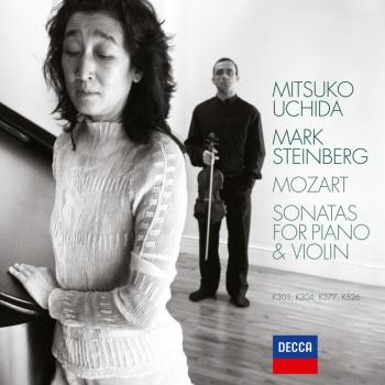 Cover Mozart: Sonatas For Piano & Violin
