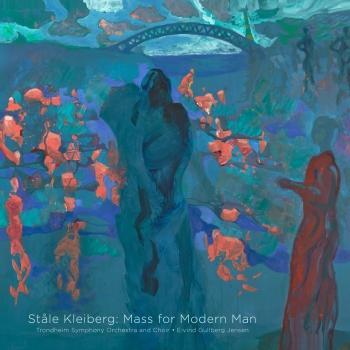 Cover Ståle Kleiberg: Mass for Modern Man