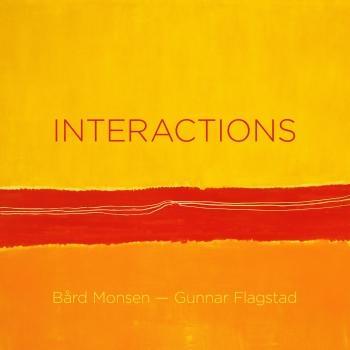 Cover INTERACTIONS: Valen - Stravinsky - Lutoslawski
