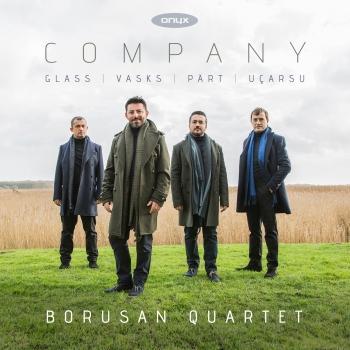 Cover Company: Glass, Part, Ucarsu & Vasks