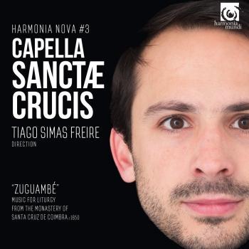 Cover Zuguambé - harmonia nova #3