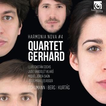 Cover harmonia nova #4