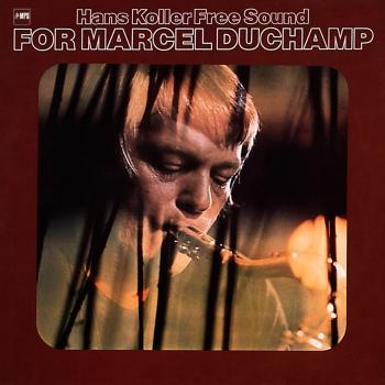 Cover For Marcel Duchamp