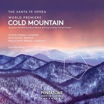 Cover Higdon: Cold Mountain