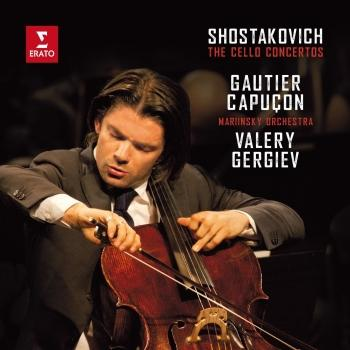 Cover Shostakovich: Cello Concertos Nos 1 & 2