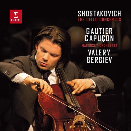 Cover Shostakovich: Cello Concertos Nos 1 & 2