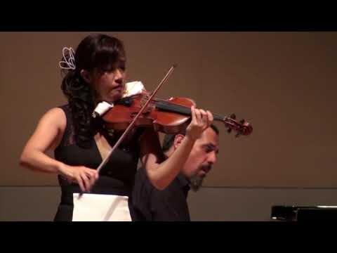 Video Machiko Ozawa - Verano Porteño (Astor Piazzolla) from Las Cuatro Estaciones