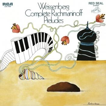 Cover Weissenberg Plays Complete Rachmaninoff Preludes (Remastered)