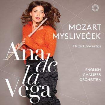 Cover Mozart & Mysliveček: Flute Concertos