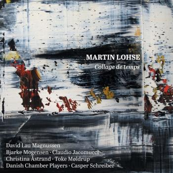 Cover Martin Lohse: Collage de temps