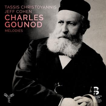 Cover Charles Gounod: Mélodies