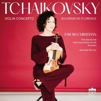 Cover Tchaikovsky (Violin Concerto & Souvenir de Florence)