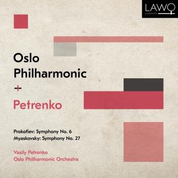 Cover Prokofiev: Symphony No. 6 - Myaskovsky: Symphony No. 27