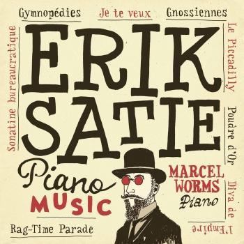 Cover Erik Satie: Piano Music