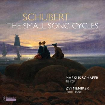 Cover Schubert: The Small Song Cycles