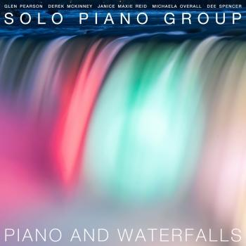 Cover Piano and Waterfalls