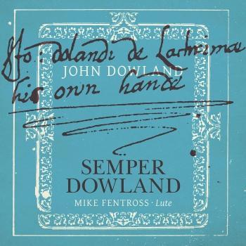 Cover Semper Dowland