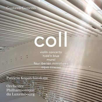 Cover Francisco Coll: Orchestral Works