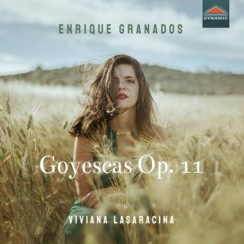 Cover Granados: Goyescas, Op. 11