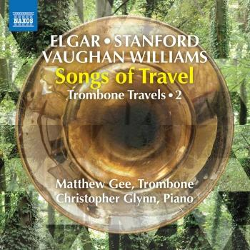 Cover Trombone Travels, Vol. 2: Songs of Travel