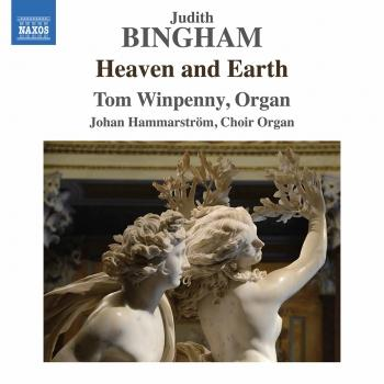 Cover Judith Bingham: Heaven and Earth & Other Works