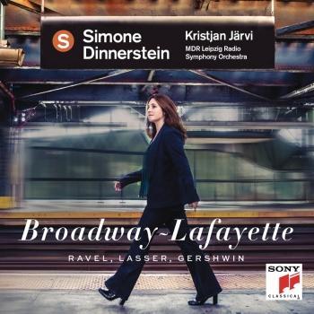 Cover Broadway - Lafayette (Ravel, Lasser, Gershwin)
