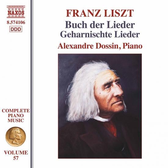 Cover Liszt: Complete Piano Music, Vol. 57