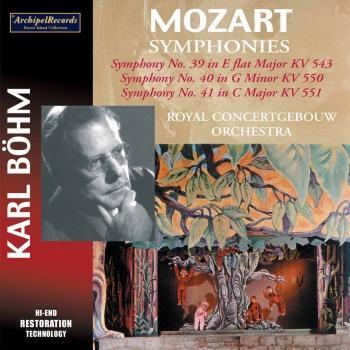Cover Mozart: Symphonies Nos. 39-41 (Remastered)