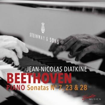 Cover Beethoven: Piano Sonatas Nos. 7, 23 & 28